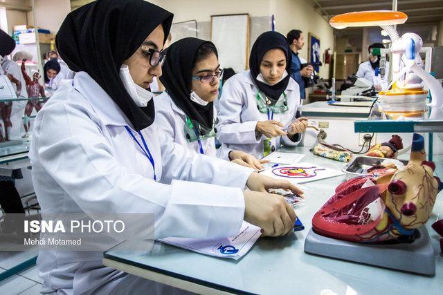 پذیرش 1500 دانشجوی جدید در دانشگاه علوم پزشکی تبریز